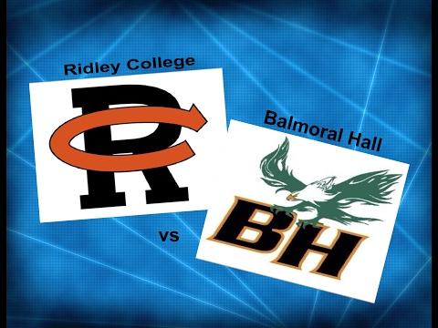 JWHL  Balmoral vs Ridley  2017