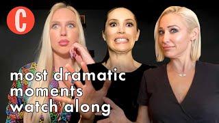 Selling Sunset Cast React To Season 3 Dramatic Moments | Cosmopolitan UK