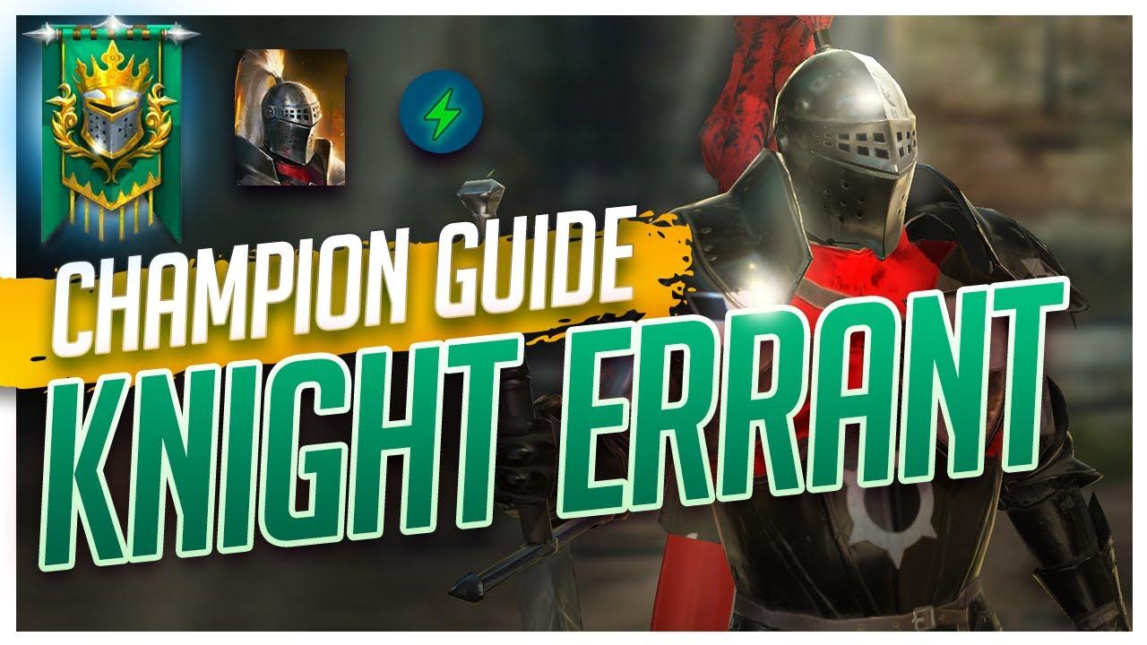 RAID | Champ Guide | Knight Errant