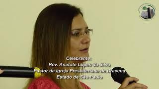 Castelo Forte 58º Aniversário da Igreja Presbiteriana de Dracena - Domingo, 29/10/2017 - Parte 10