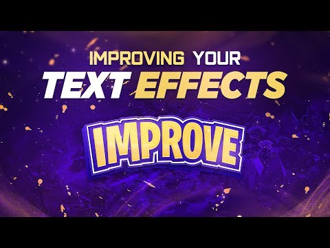 Photoshop Tutorial: Creating Amazing Text