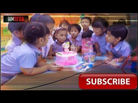 Aisha's Birthday | Singapore Visit 2015 (VLOG #1)