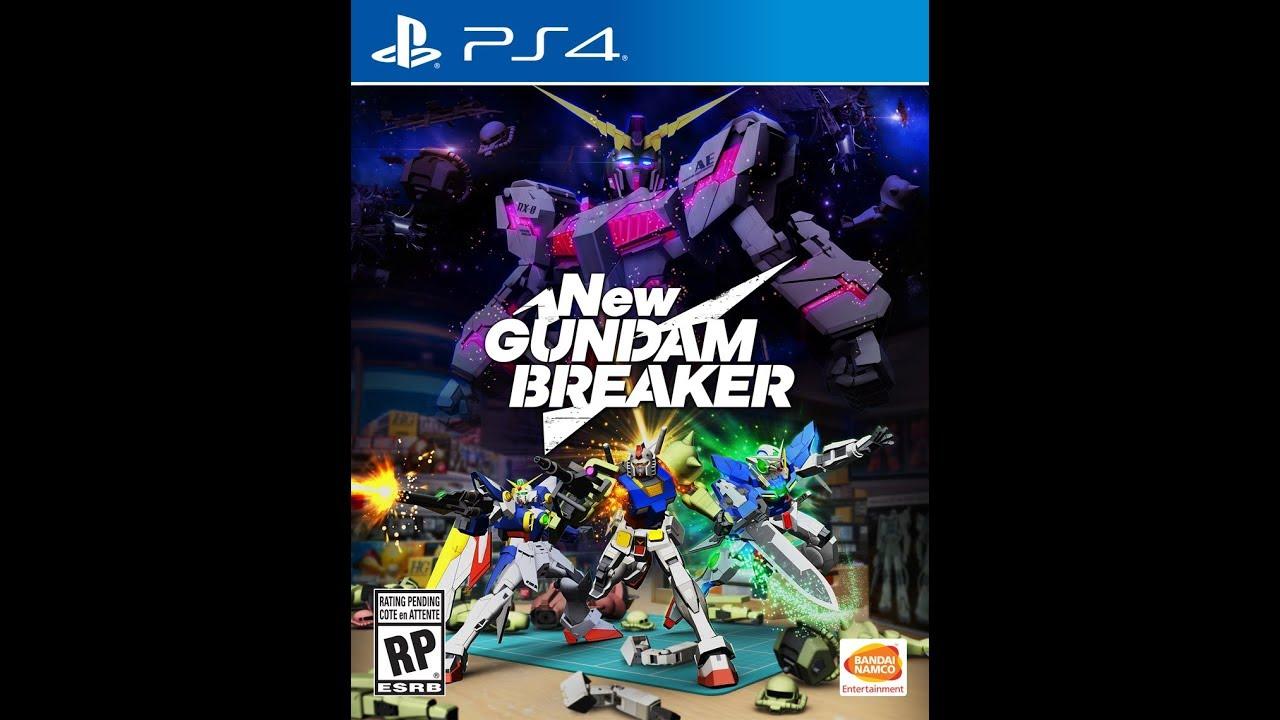 RGVN-New Gundam Breaker và những điều cần biết trước khi mua
