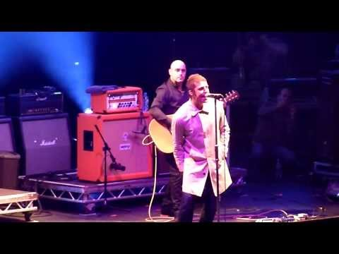 BEADY EYE + BONEHEAD 'LIVE FOREVER' @ ROYAL ALBERT HALL, LONDON 18.10.13