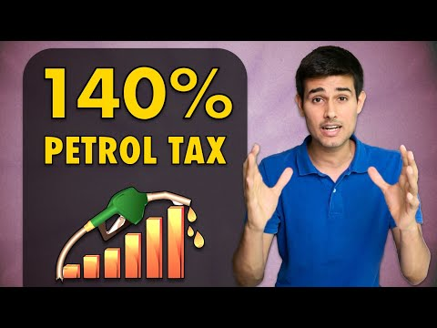 Reality of Petrol Price Hike by Dhruv Rathee | Huge Tax Incr