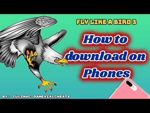 How to download Fly Like a Bird 3  Androids Only! 2018