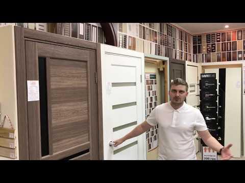 Обзор межкомнатных дверей Корфад (Korfad) Маркет-Двери