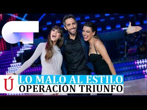 Aitana y Ana Guerra en Bailando con las estrellas recuerdan Operación Triunfo con Lo Malo