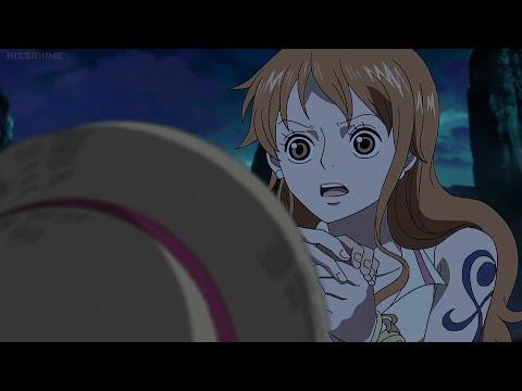 One Piece - Nebulandia - Foxy Saves Luffy! [HD]
