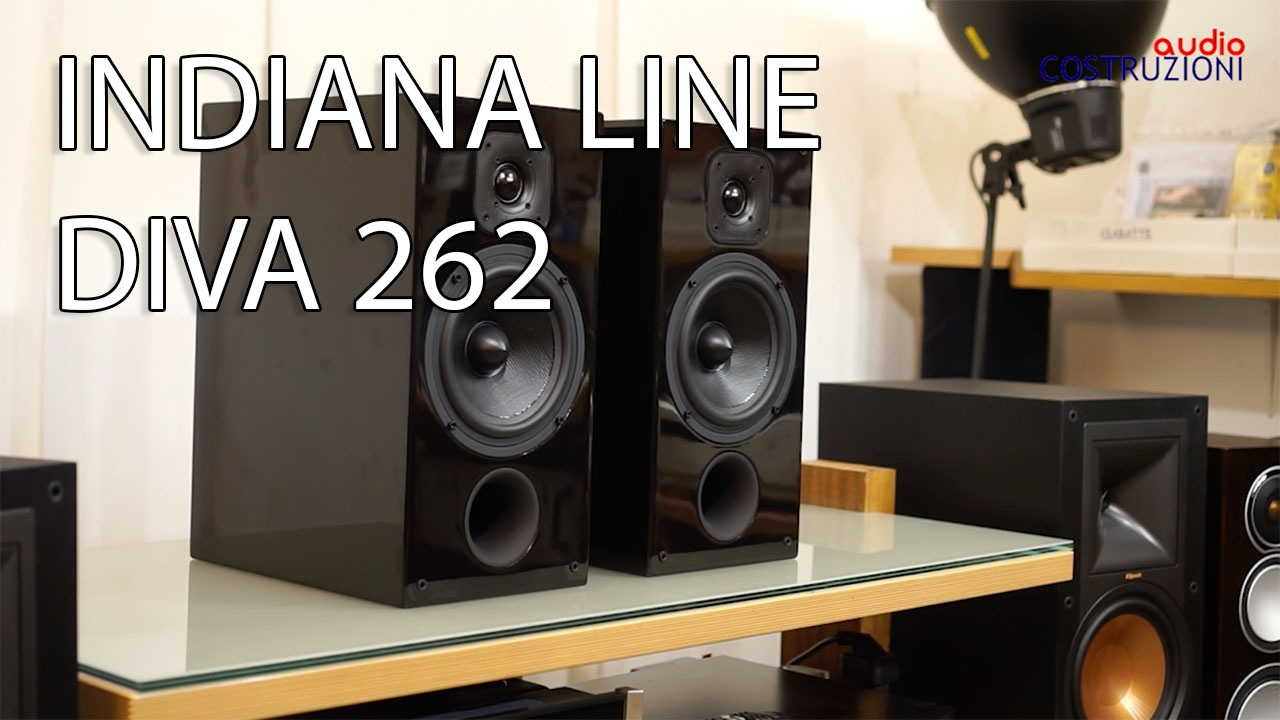 Indiana line diva 262 test youtube - Indiana line diva 252 test ...