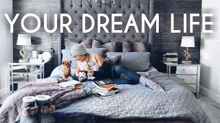 LIFE CHANGING BOOKS - How to Plan Your Dream Life | Angie Bellemare