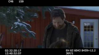 "The X-Files - ""I want to believe"" DVD gag reel"