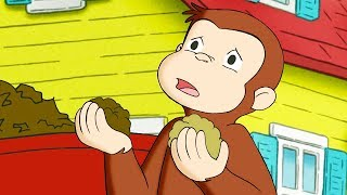 Curious George 🐵Mulch Ado About Nothing 🐵Kids Cartoon 🐵Kids Movies 🐵Videos for Kids