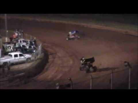 Sprints Main @ Toccoa Raceway July 23rd 2016