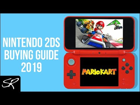Should You Buy the Nintendo 2DS Or New Nintendo 2DS XL In 2019?