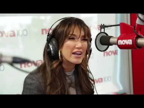 Delta Goodrem on The Chrissy, Sam & Browny Show - 19th March 2018