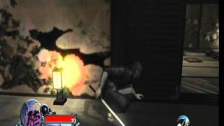 Tenchu Z  XBOX 360 Gameplay - Mission 1