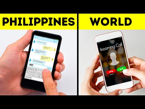 14 Reasons the Philippines Is Different from the Rest of the