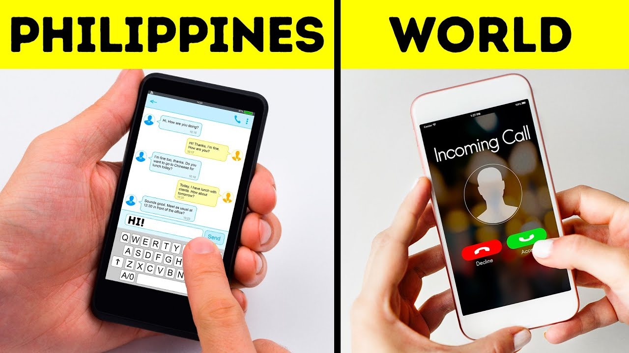 14 Reasons The Philippines Is Different From The Rest Of The World