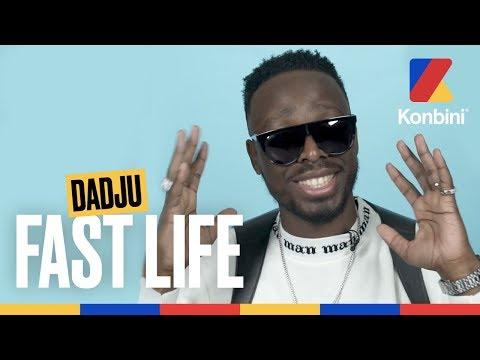 Youtube: Dadju – J'ai fait un son avec Gims, il est nul à chier! | Konbini