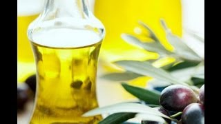 ✿⊱╮Bienfaits des bains d'huile d'olive sur les cheveux