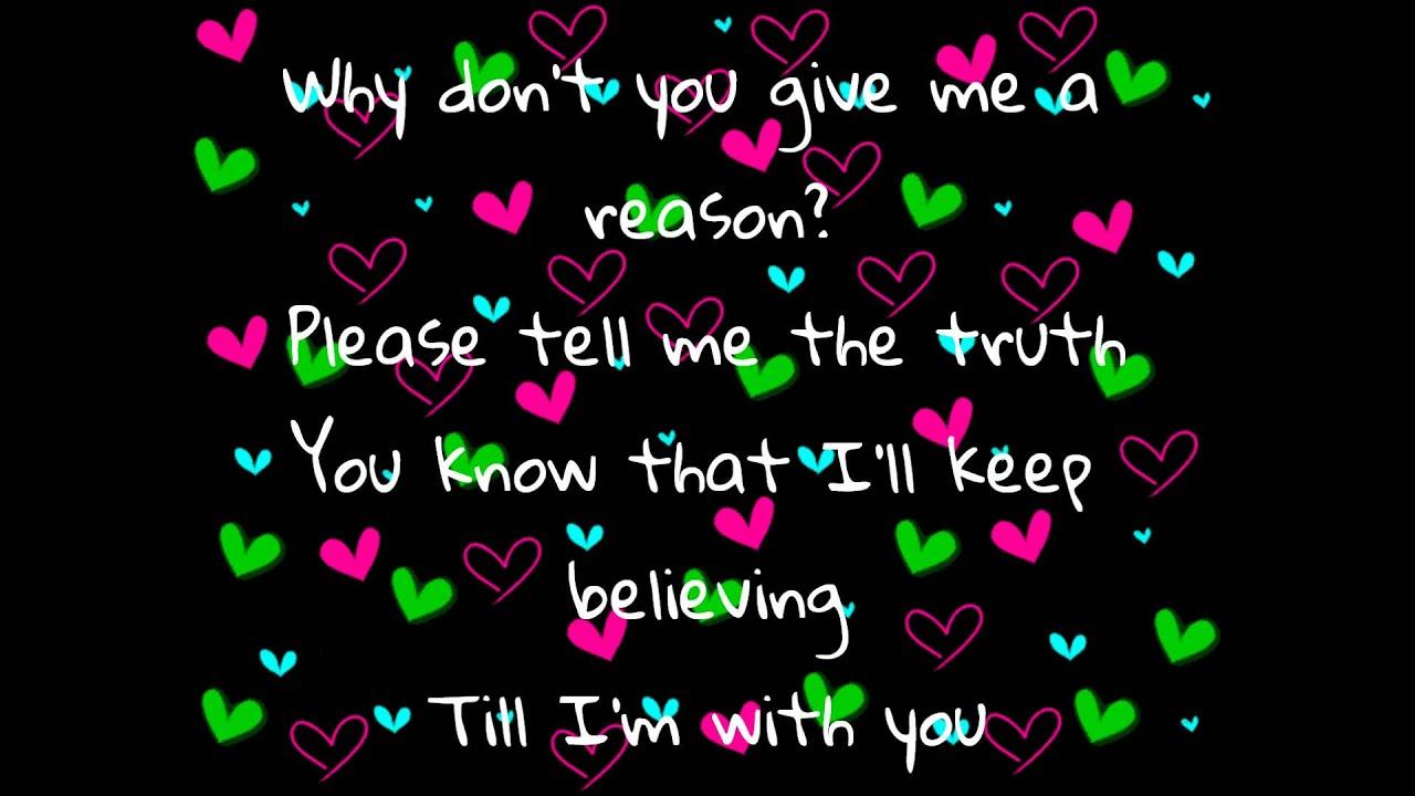 why don't you love me? - hot chelle rae ft. demi lovato lyrics - youtube