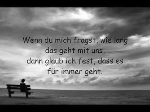 Mark Forster Zu dir Lyrics