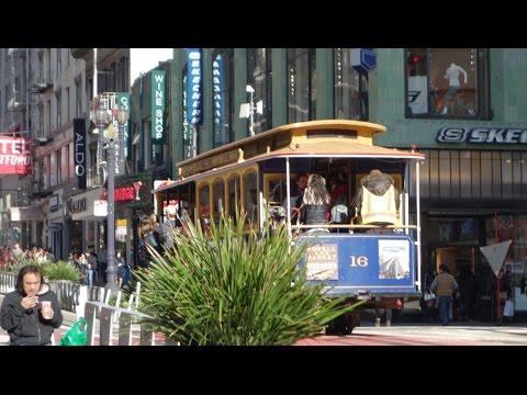 San Francisco, California: Cable car