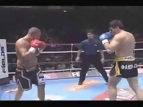 Ruslan Karaev vs. Gökhan Saki - K-1 WGP 2008 Final