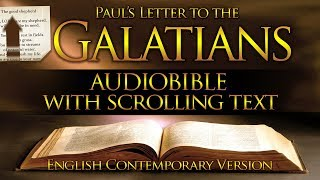The Holy Bible | GALAṪIANS | Contemporary English (FULL) With Text