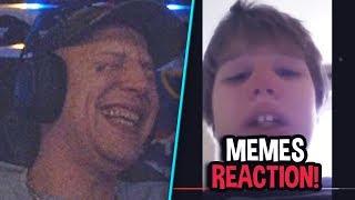 MontanaBlack reagiert auf lustige deutsche Memes! 😂 MontanaBlack Reaktion