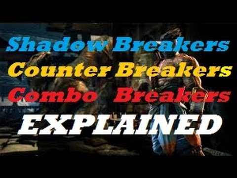 Killer Instinct Mechanics Explained: How to do Shadow, Combo and Counter Breakers