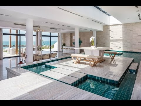 Beachfront Estate, Nurai Island, Abu Dhabi, United Arab Emirates