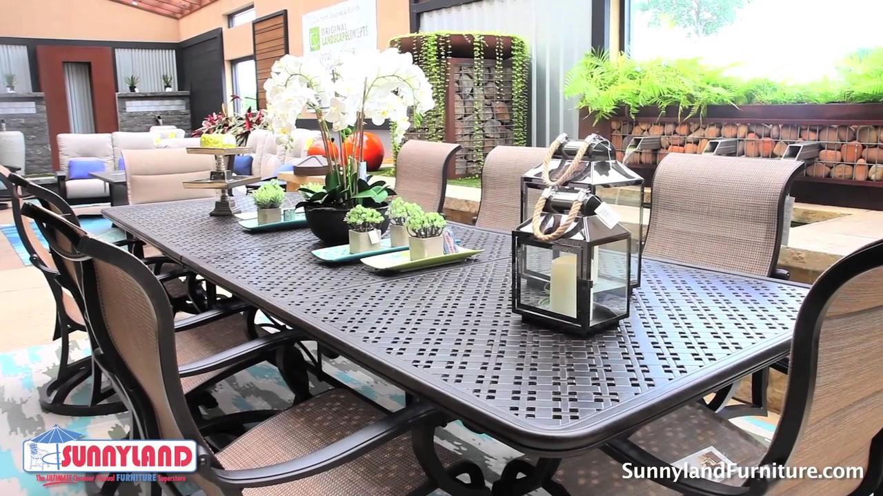 Tour Sunnyland Patio Furniture With Brad Schweig