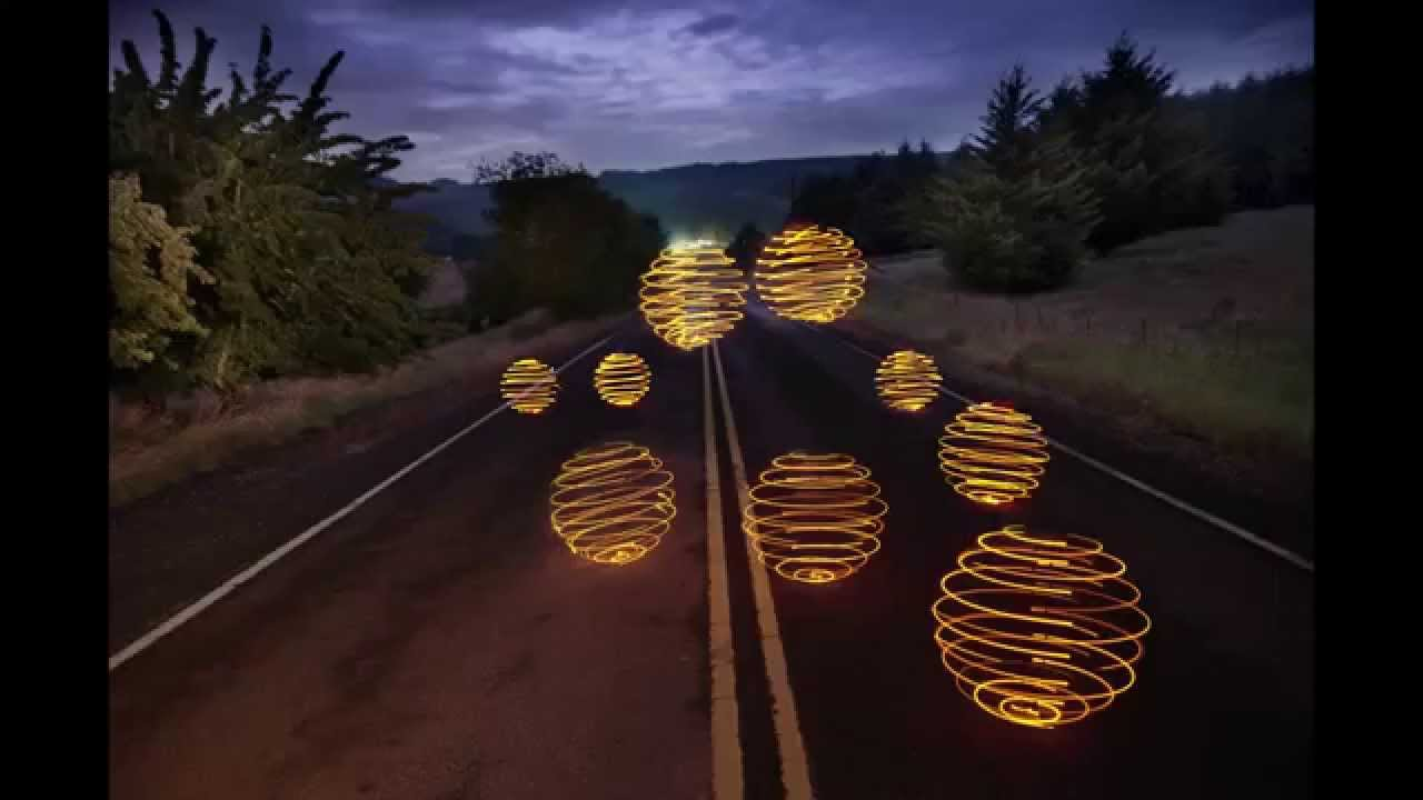 & Orbs - Tips Light Painting Photography Tutorial - YouTube azcodes.com