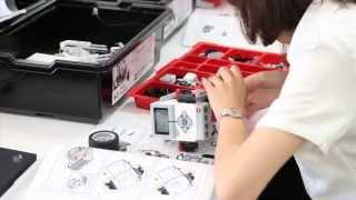 [Afrel] LEGO Mindstorms Education EV3 x Technical Training