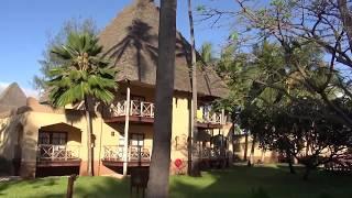 Hotel Neptune Pwani Beach Resort - Zanzibar Tanzania - Hotelrundgang