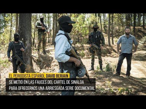 Se metió en las fauces del Cartel de Sinaloa