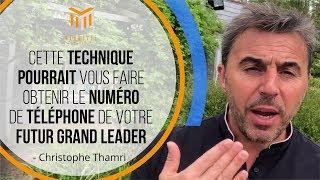 Cette technique pourrait vous faire obtenir le numéro de téléphone de votre futur grand leader