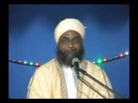 Hazrat maulana mohammad hashim kanpuri speech in muharram part 2 of 9