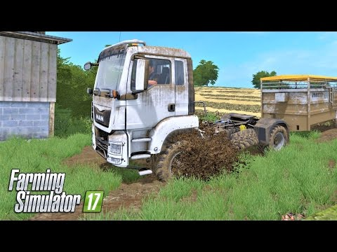 Multiplayer Farming Simulator 17 | Thornton Farm Episode 1