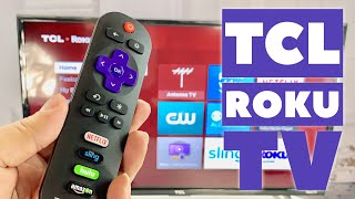 The Cheap TCL Roku Smart LED TV is Awesome!