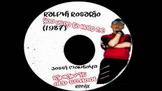 Ralphi Rosario - You Used to hold me (Jossi Montoya Kickin it old skool remix)