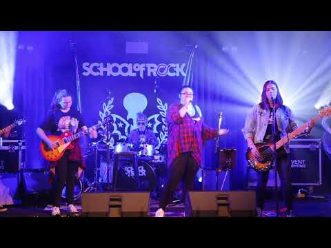 SchoolofRockSutherland-G'n'R Show. You Could Be Mine