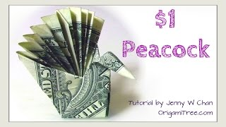 Diy How Fold Money Origami Pea