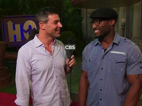 Big Brother Finale: Backyard Interview with Howard - YouTube
