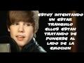 Justin Bieber - Never say never (Sub. Español)