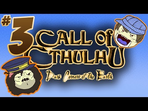 Call of Cthulhu: In Innsmouth - PART 3 - Steam Train |