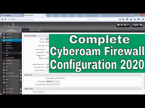 Firewall configuration guide download cyberoam