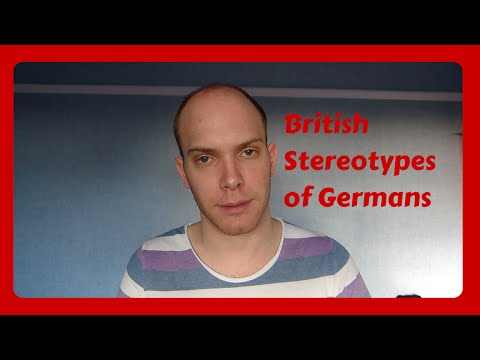 British Stereotypes of Germans